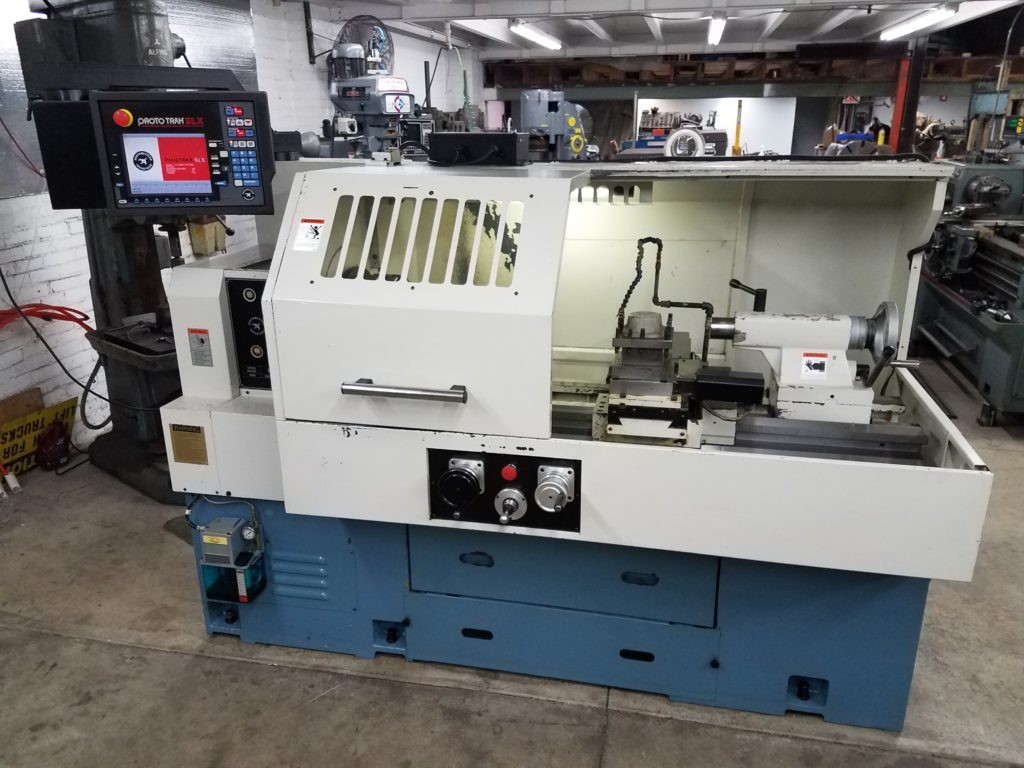 2011 Proto Trak SLX Lathe CNC control with Tracking option Image