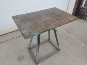 Weld Table Image