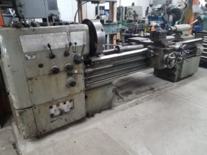 22 x 80 Gap Bed Metal Lathe Image
