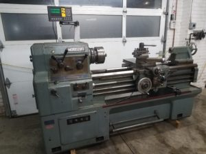Mori Seiki Precision Lathe with Digital Read Out and Tooling Image