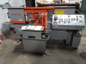 HEM Saw Automatic Horizontal Band Saw Image