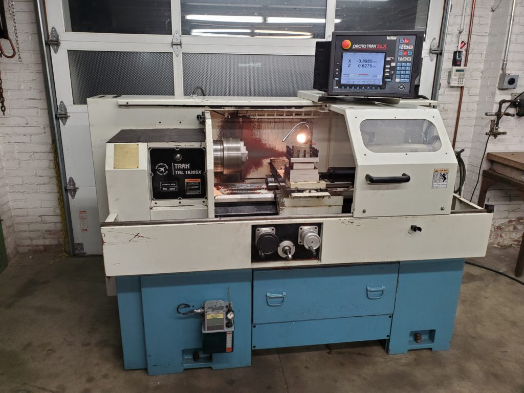 1630SX Southwestern Industries Proto Trak Lathe with Programmable Tool Changer Image